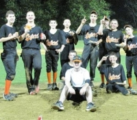 Accord Sponsored Team Wins - 2012 Oxford LL Junior League Champions